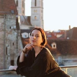 Sedcard - Klara Brenner