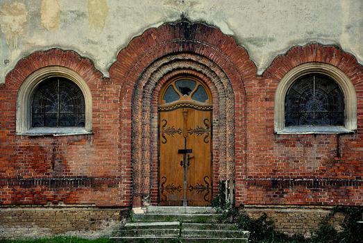 Der Gesperrte Eingang