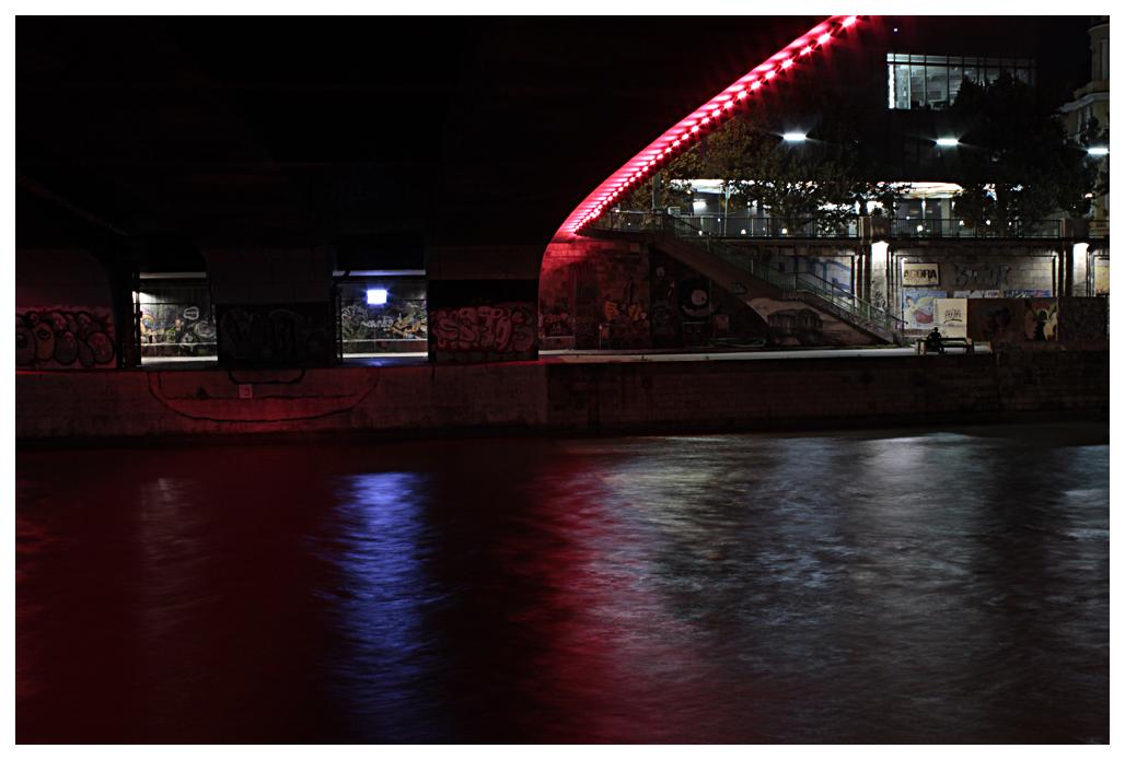 Blaulicht bei Rotlicht