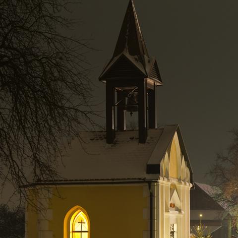 Kapelle bei Abetzdorf