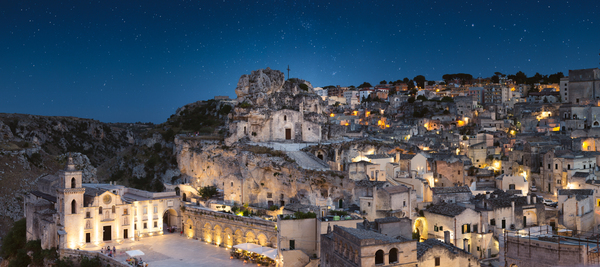 Old City of Matera
