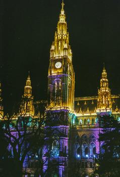 Wien bei Nacht 4