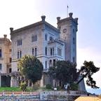Castello di Miramare / Grignano / Italien