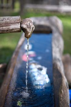 Brunnenwasser
