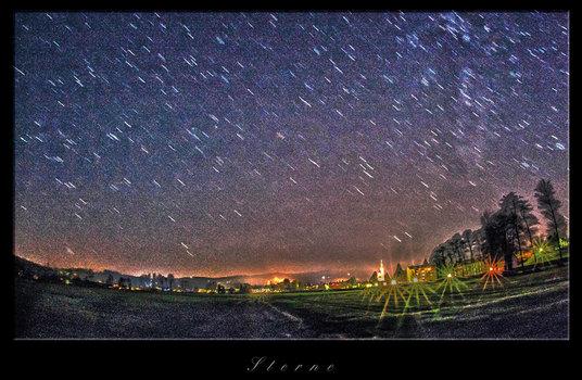 Sterne in HD