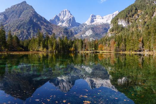 Schiederweiher der schönste Platz Österreichs