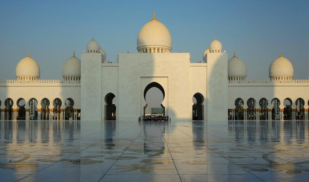 Sheik Zayed Mosque (5)