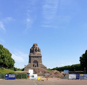 Leipzig, Völkerschlacht Denkmal