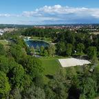 Freibad Fürstenfeld Panorama
