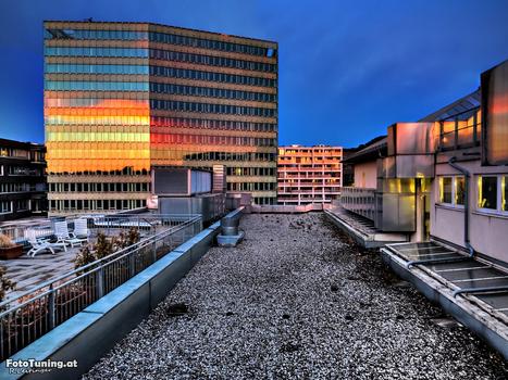 Salzburg modern HDR