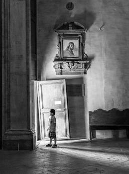 Kirche in der Toskana