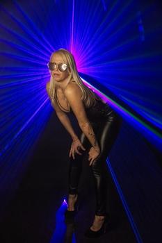 Laser-Shooting