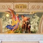 ...prachtvolle Fresken...