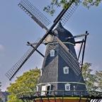 Windmühle - Kopenhagen (Kastelsmøllen - Kongens Bastion)