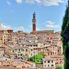 Siena / Toskana / Italien