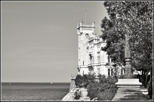 Castello di Miramare / Grignano / Italien (3)