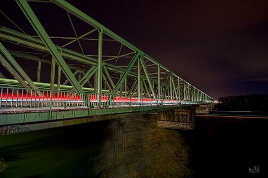 Mauthausnerbrücke HDR