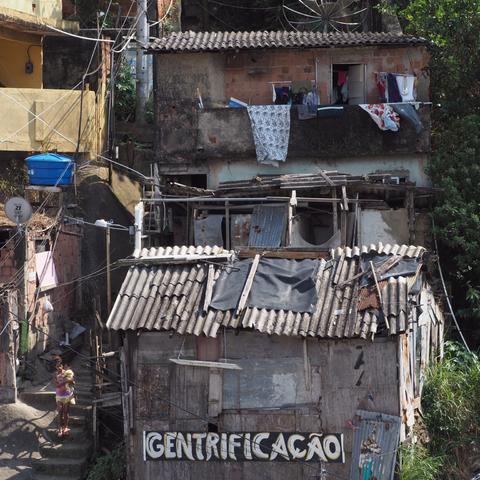 Favela walk