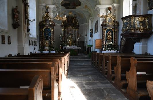 Gerling, Hl. Gotthard Kirche