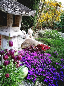 Der Frühling und seine Farben