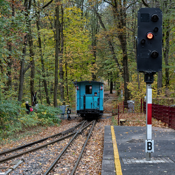 Die Parkeisenbahn Chemnitz