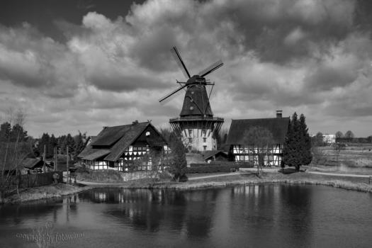 Mühlenmuseum in Gifhorn