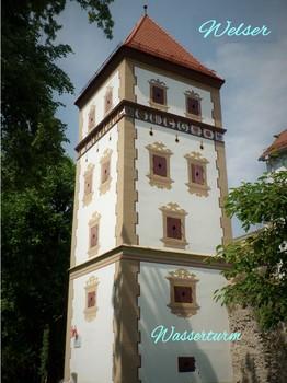 Welser Wasserturm
