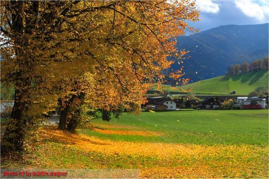 Herbst in Gröbming