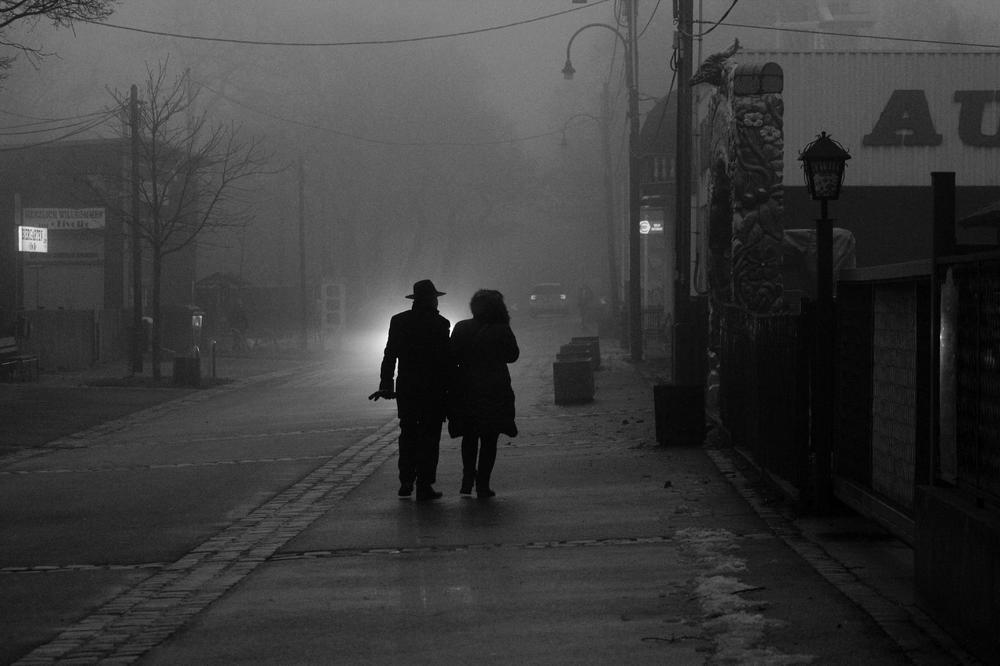 Gleichklang im Nebel