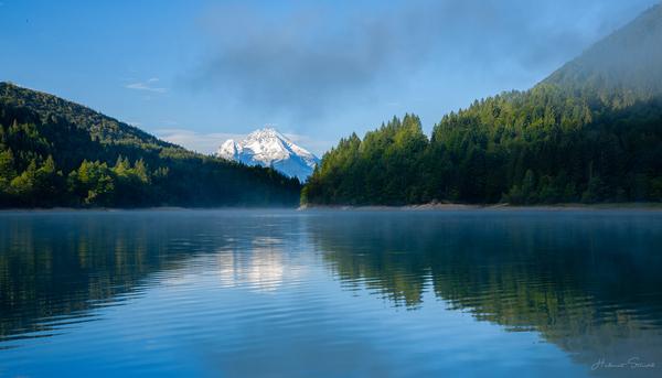 Mount Hood auf Österreichisch .... :-)