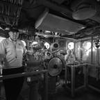 Bridge USS Intrepid (Intrepid Sea, Air & Space Museum)