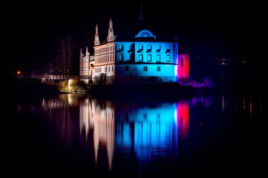 Kloster Neuhaus im Advent