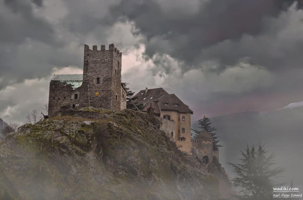 Schloss Juval, Südtirol