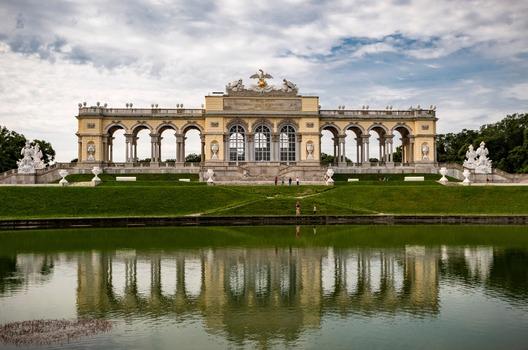 """Schönbrunn """"leere"""" in Zeiten der Coronakrise"""