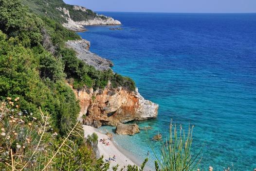 Milopotamos / Halbinsel Pilion / Griechisches Festland (2)
