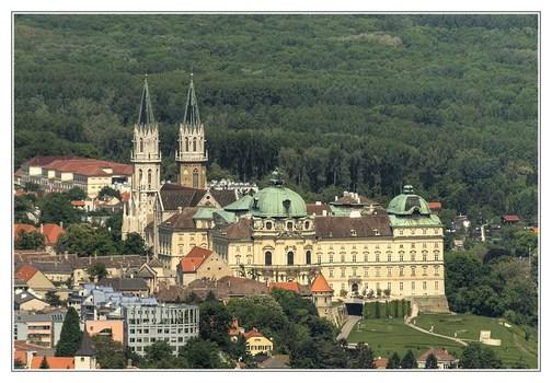 Stift Klosterneuburg 2. Versuch