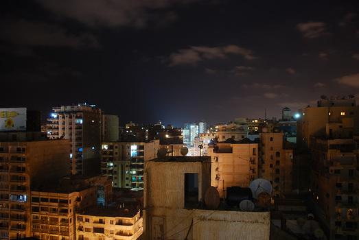 Nacht im Morgenland