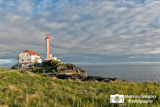 Cape Forchu Lightstation, Yarmouth, Nova Scotia
