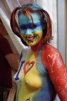 Body painting 5