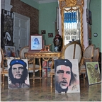 Kuba, Trinidad, Galerie