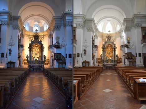 Maria Kirchental (Innenansicht)