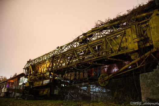 Crane external light