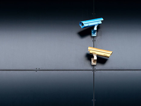 Zwei Kameras