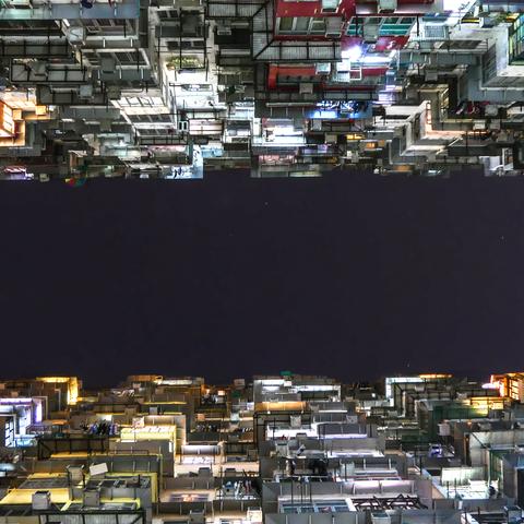 Transformers-Courtyard / Hong Kong