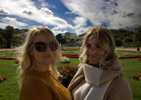Autumn sisters II