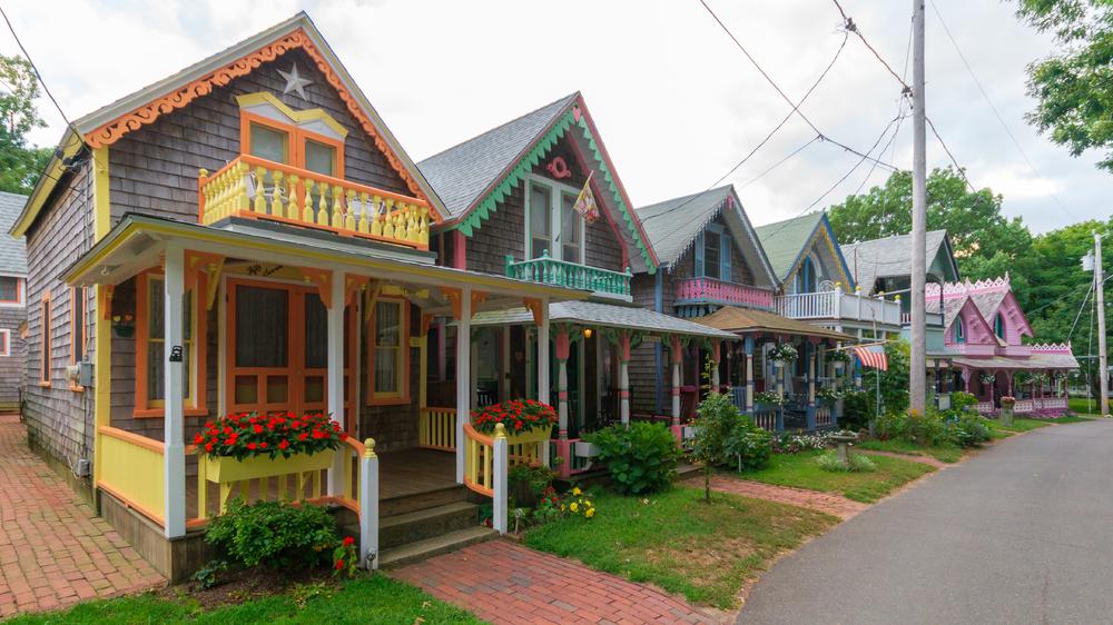 Gingerbread Houses, Oak Bluffs II