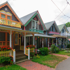 Gingerbread Houses, Oak Bluffs II