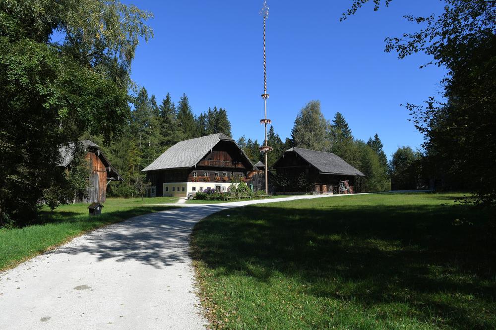 Mesnerhaus (Freilichtmuseum Großgmain)