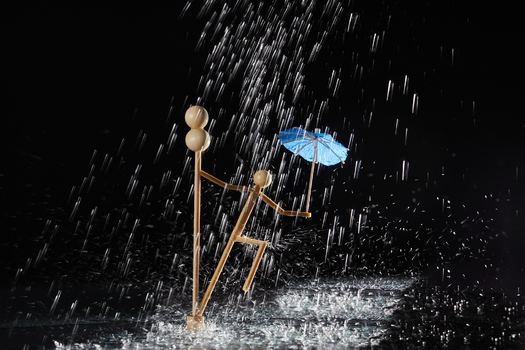 I'am singing in the rain