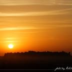 Sonnenaufgang über Jaisalmer